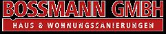 Bossmann GmbH Leipzig | Sanierung und Renovierung aus einer Hand Logo